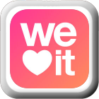 「we heart it」ページへ